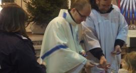 Odblaskowa akcja w inowrocławskiej parafii