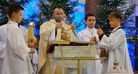 Pasterka w parafii pw. Św. Królowej Jadwigi