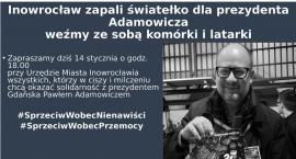 Uczczą pamięć prezydenta Gdańska