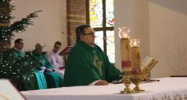 Msza św. w kościele pod wezwaniem Świętej Królowej Jadwigi