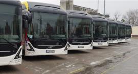 8 elektrycznych autobusów już w MPK