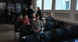Tajniki kryminastyki nie straszne uczniom ZSP w Kościelcu