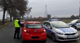 """Akcja """"Trzeźwy kierujący"""" na terenie Inowrocławia"""