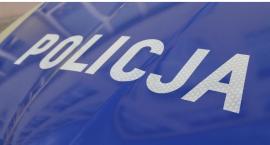 Wypadek w Borkowie, kierowcy opla policjanci zatrzymali prawo jazdy