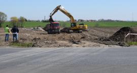Rozpoczęły się prace związane z budową łącznikaul. Marulewską z ul. Szymborską
