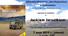 Jacek Jarosik opowie o swoich wyprawach