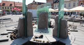 Inowrocławska fontanna zaczyna sezon