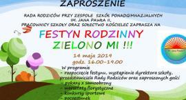 Festyn Rodzinny w ZSP w Kościelcu