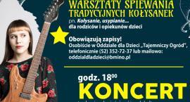Biblioteka Miejska zaprasza na warsztaty i koncert Oli Bilińskiej