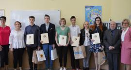 Gala XVIII Konkursu Biologicznego i XVIII Konkursu Chemicznego