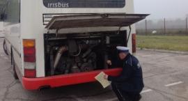 Policjanci wyeliminowali niesprawny autobus