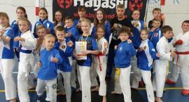 karatecy zabłysnęli w Dopniewie