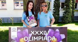 Kasprowiczanka finalistką Olimpiady Wiedzy Ekologicznej
