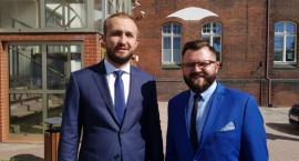 Konferencja prasowa radnych Solidarnej Polski
