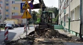 Rozpoczyna się remont przy ul. Wilkońskiego