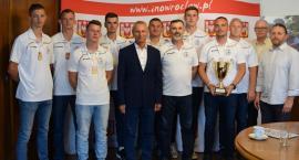 Gratulacje dla medalistów z Inowrocławia