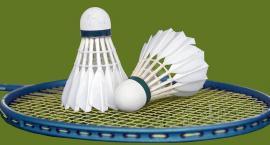 Zagraj w badmintona