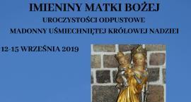 Imieniny Matki Bożej Madonny Uśmiechniętej w Inowrocławskiej Bazylice