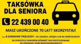 Taksówka dla seniorów