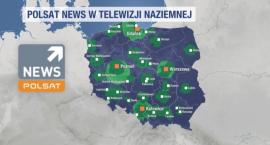 Polsat News dostępny naziemnie w Inowrocławiu