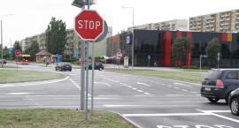 Na rąbińskim skrzyżowaniu jest bezpieczniej