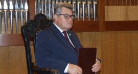 Tadeusz Chęsy - Honorowy Obywatel Miasta Inowrocław