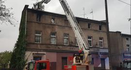 Areszt dla mężczyzny za spowodowanie pożaru w Inowrocławiu