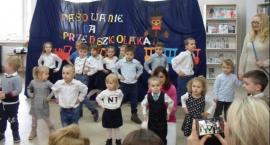 Pasowanie na przedszkolaka w Filii nr 1