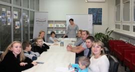 W Bibliotece uczą języka polskiego
