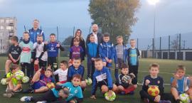 Bramki dla małych futbolistów