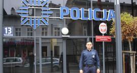 """Dyżurny inowrocławskiej Policji w finale programu """"Czar Par"""""""