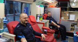 Oddali krew, bo pomagają innym