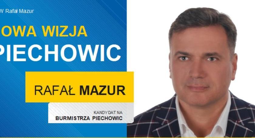 Na sygnale - CMC, Rafał Mazur Wizja Piechowic - zdjęcie, fotografia