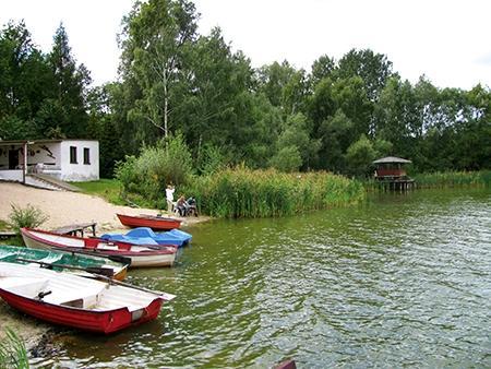 Łowisko specjalne, Łowisko Ostrowite - zdjęcie, fotografia