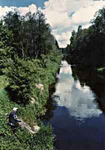 , Kanał Brożajcki - zdjęcie, fotografia