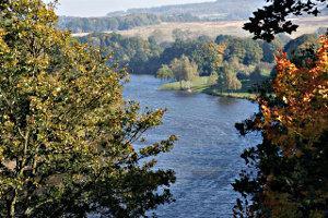 Jezioro, Jezioro Leśniańskie - zdjęcie, fotografia