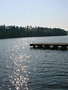 Jezioro, Jezioro Wysokie - zdjęcie, fotografia