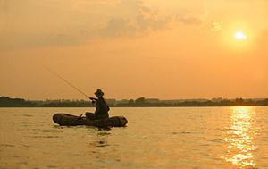 Jezioro, Jezioro Bukowo Eldorado - zdjęcie, fotografia