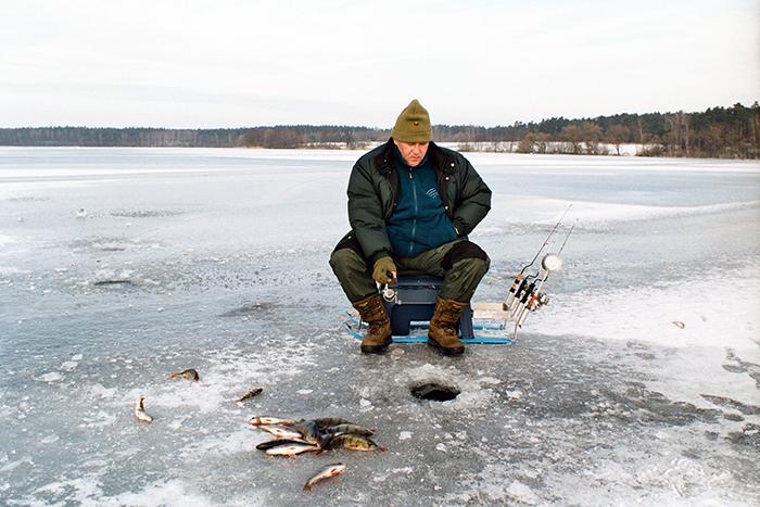 Jezioro, Jezioro Margonińskie - zdjęcie, fotografia
