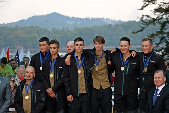 Mistrzostwa Świata, Złoto - zdjęcie, fotografia