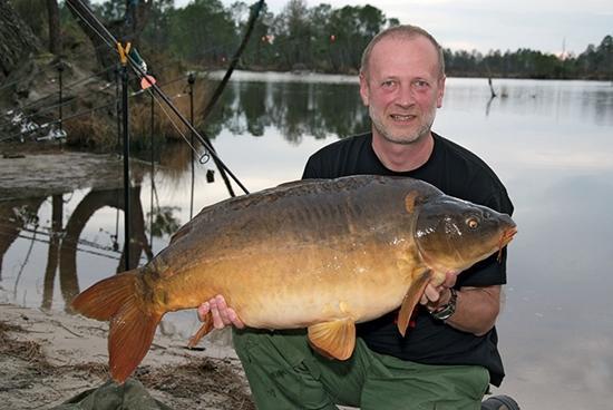 Jak łowić ryby - techniki , Karpie późnego - zdjęcie, fotografia