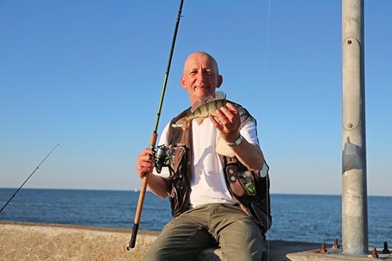 Felietony wędkarskie, Wybrzeże Bałtyku - zdjęcie, fotografia