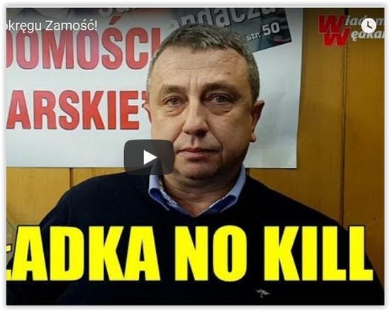 Polski Związek Wędkarski, Opłata okręgu Zamość! - zdjęcie, fotografia