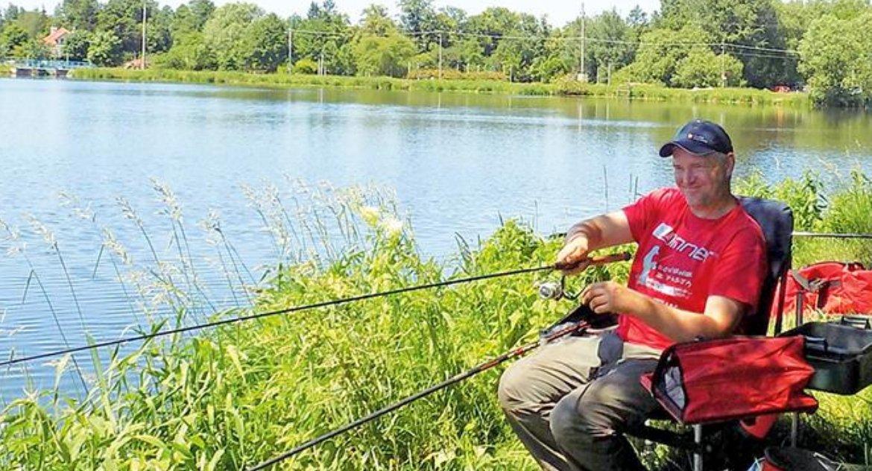 Jak łowić ryby - techniki , Sposób letnie bezrybie - zdjęcie, fotografia