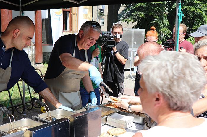 Wiadomości, Rybna Fiesta Szczecinku - zdjęcie, fotografia