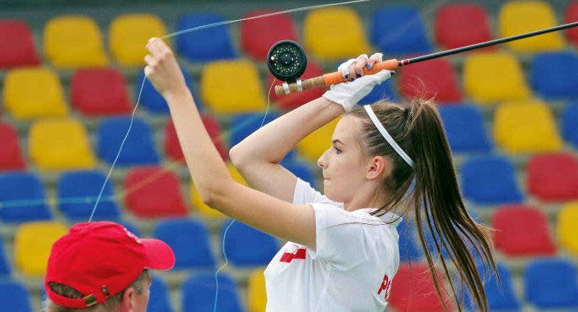Mistrzostwa Świata, Znakomite wyniki juniorów wędkarstwie rzutowym - zdjęcie, fotografia