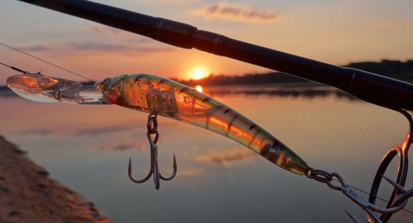Jak łowić ryby - techniki , burty - zdjęcie, fotografia