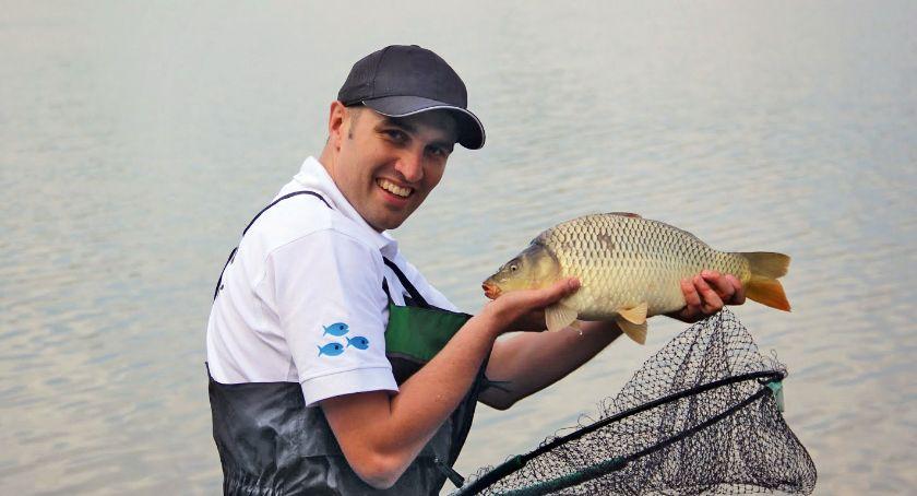 Jak łowić ryby - techniki , Blisko brzegu - zdjęcie, fotografia