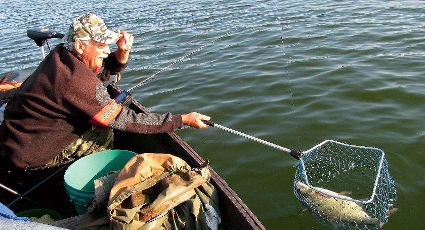 Jak łowić ryby - techniki , Łowienie leszczy płoci wyspach - zdjęcie, fotografia