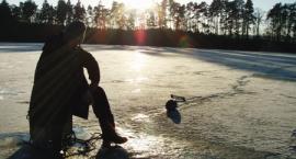 Z lodu w środku zimy